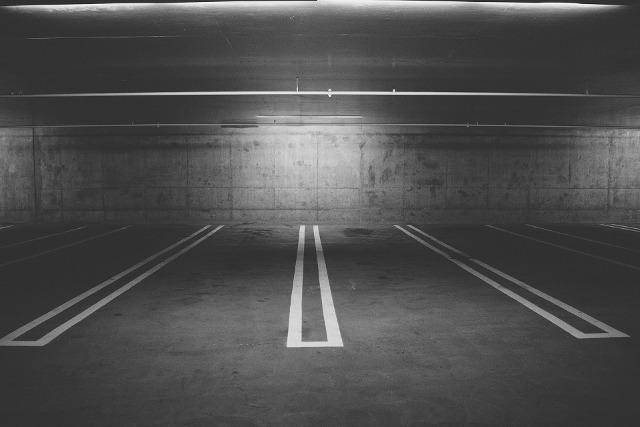 parcheggio coperto